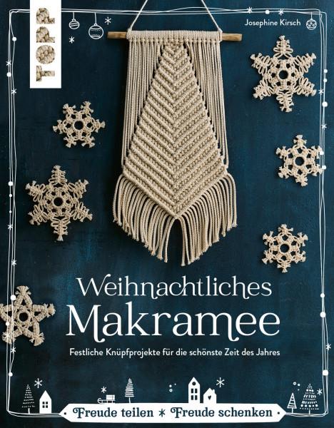 Weihnachtliches Makramee von Josephine Kirsch