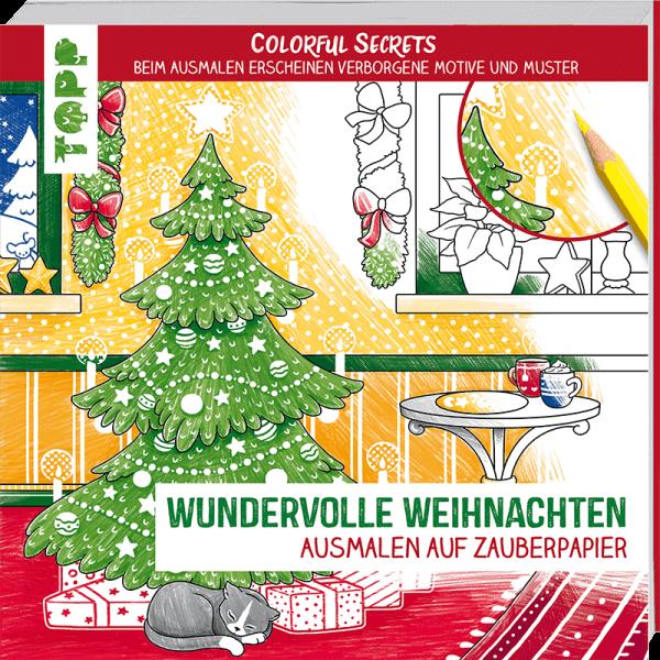 Colorful Secrets - Wundervolle Weihnachten