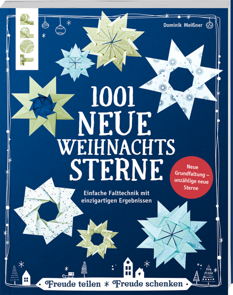 1001 neue Weihnachtssterne