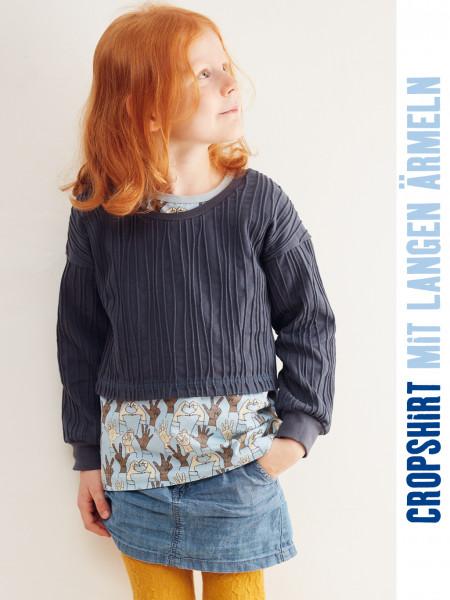 Cropshirt (nur Pattarina Schnitt)