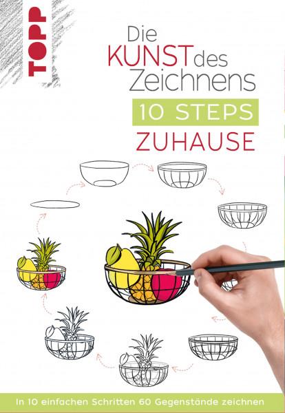 Die Kunst des Zeichnens 10 Steps - Zuhause