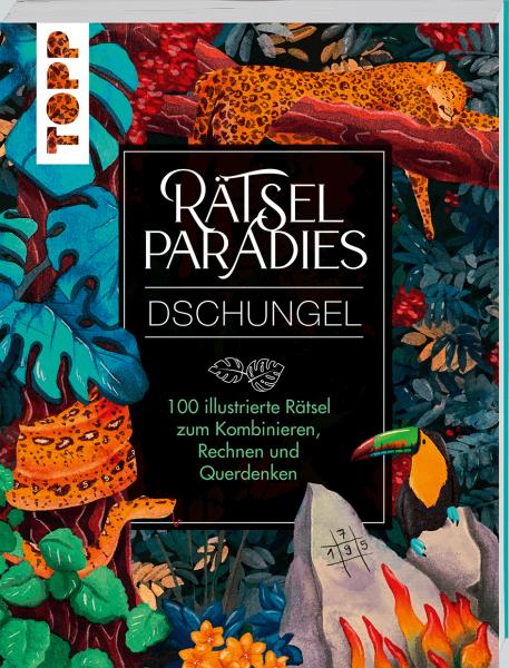 Rätselparadies – Dschungel