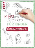 Die Kunst des Zeichnens für Kinder Übungsbuch 8459