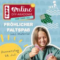 """Bastelstunde für Kids """"Fröhlicher Origami-Spaß"""""""