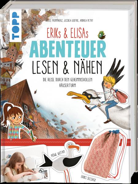 Eriks und Elisas Abenteuer lesen & nähen