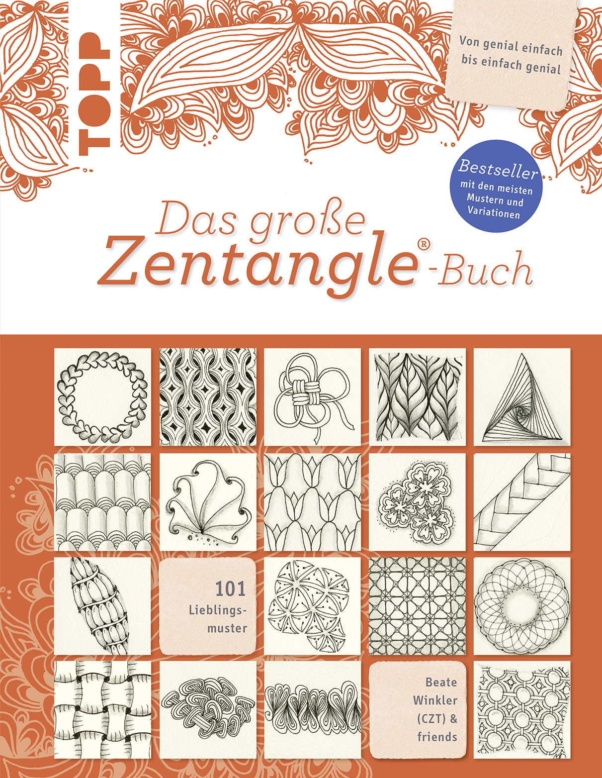 Zendoodle Bookmarks Diy Zentangle Inspired
