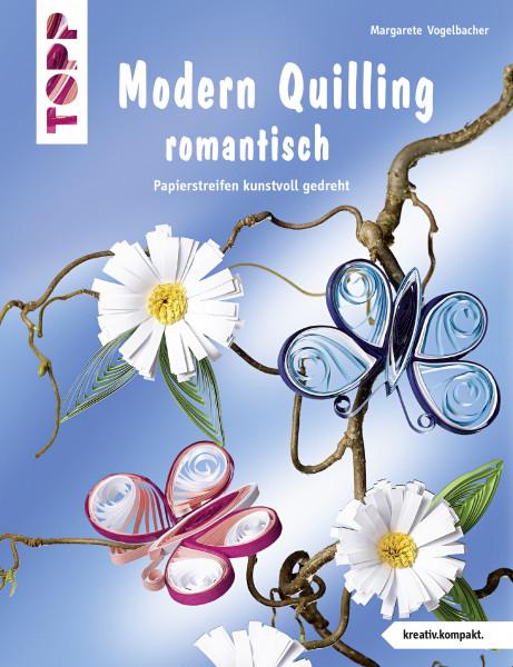 Modern Quilling romantisch