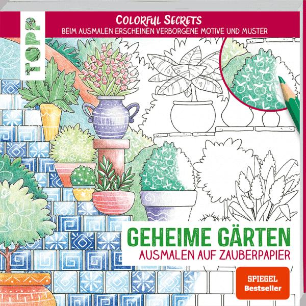 Colorful Secrets - Geheime Gärten
