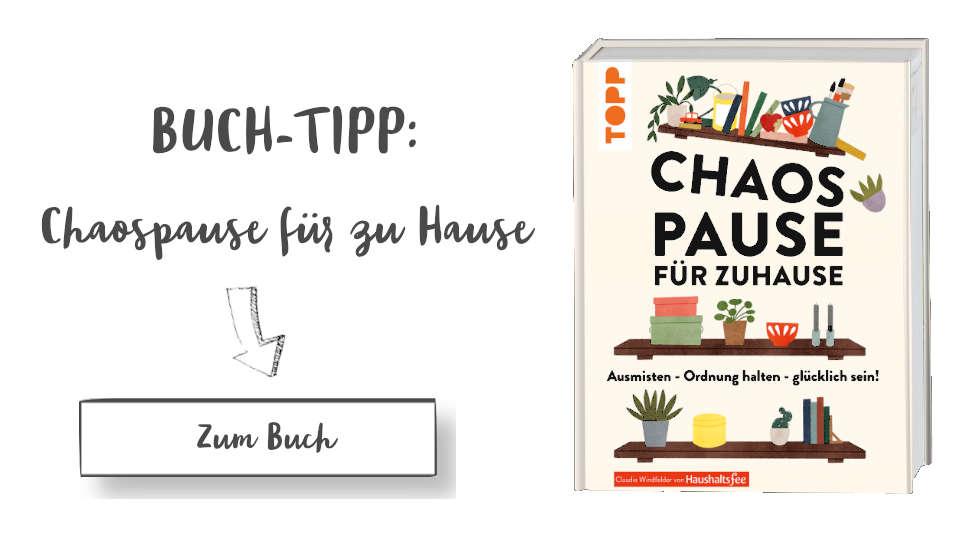 Küchendeko aufräumen und Platz schaffen Buchtipp