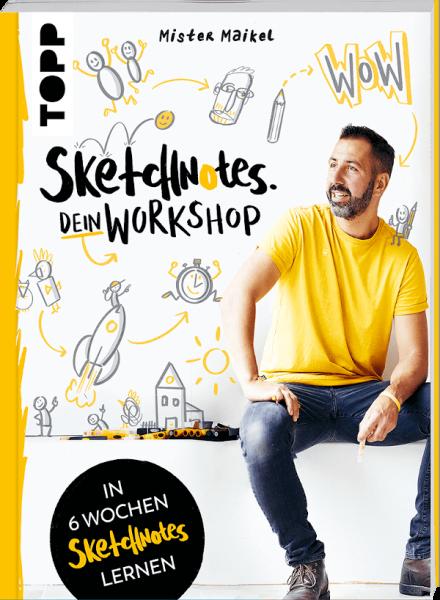 Sketchnotes – Dein Workshop mit Mister Maikel