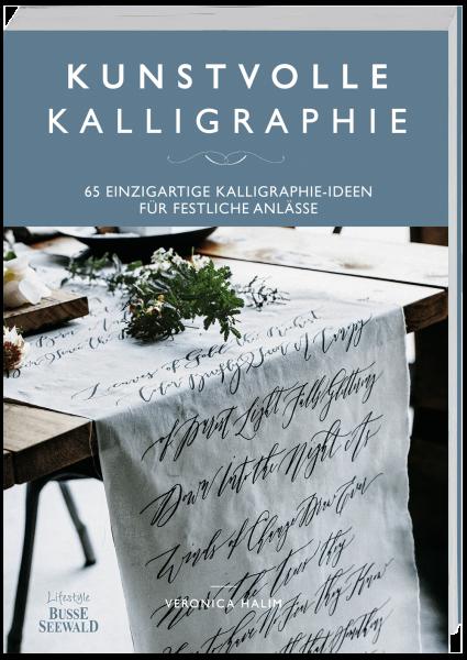 Kunstvolle Kalligraphie