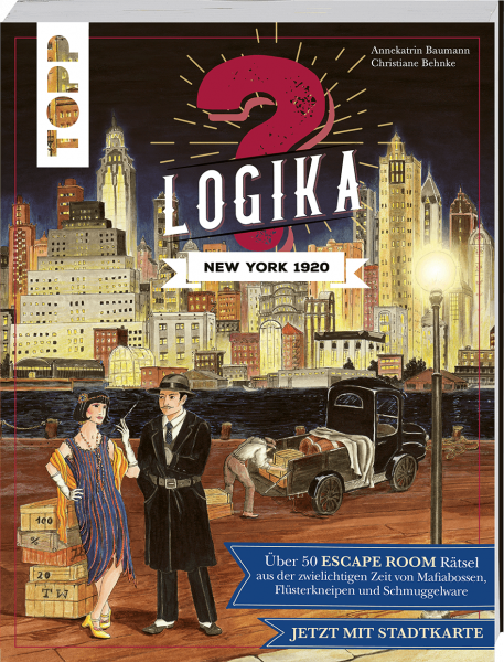 Logika – New York 1920