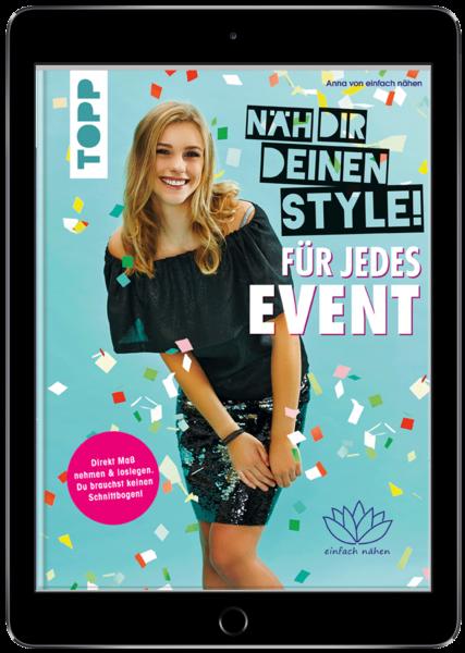 Näh dir deinen Style! Für jedes Event (eBook)