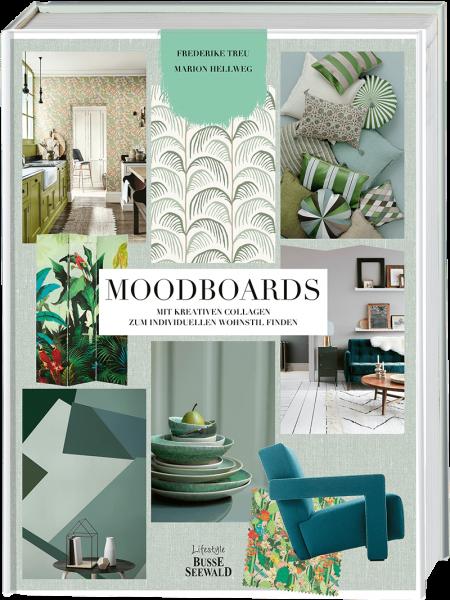 Moodboards Mit kreativen Collagen zum individuellen Wohnstil finden BusseSeewald