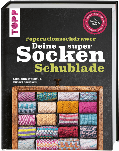 Deine super Socken-Schublade - #operationsockdrawer