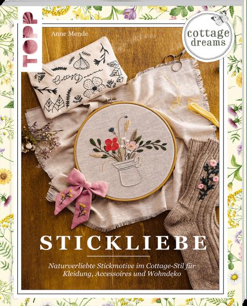 Cottage Dreams - Stickliebe (Signierte Version)