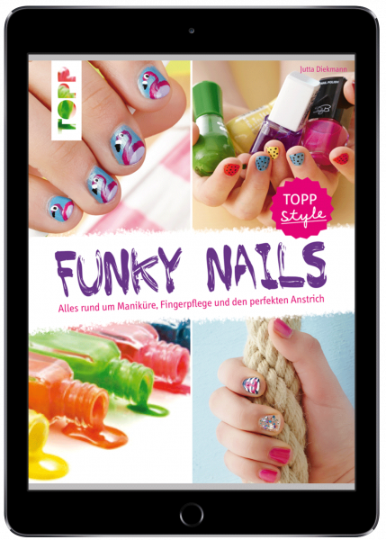 Funky Nails (eBook)