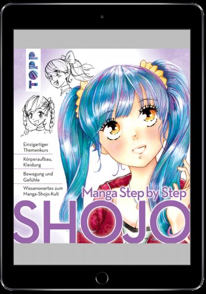 Manga Step by Step Shojo (eBook)