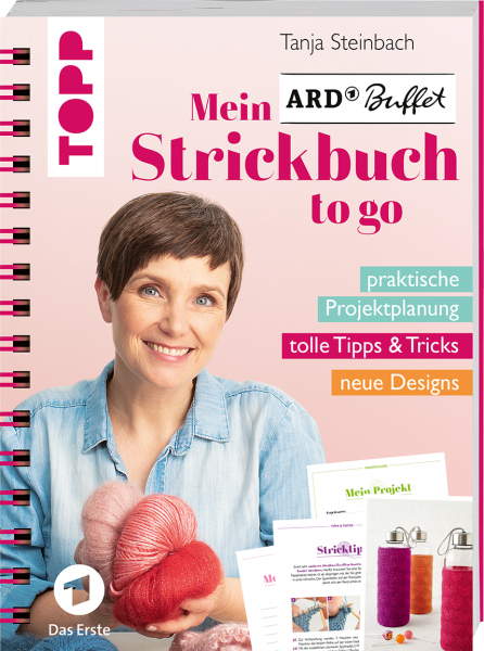 Mein ARD Buffet Strickbuch to go