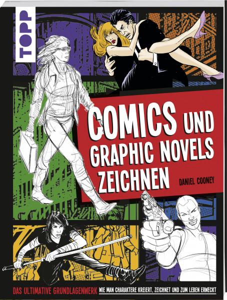 Comics und Graphic Novels zeichnen