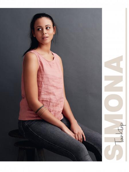 Tanktop Simona (nur Pattarina-Schnitt)