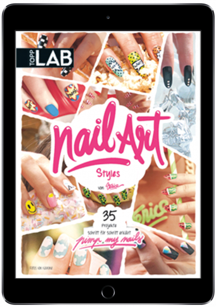 Nail Art Styles (eBook)