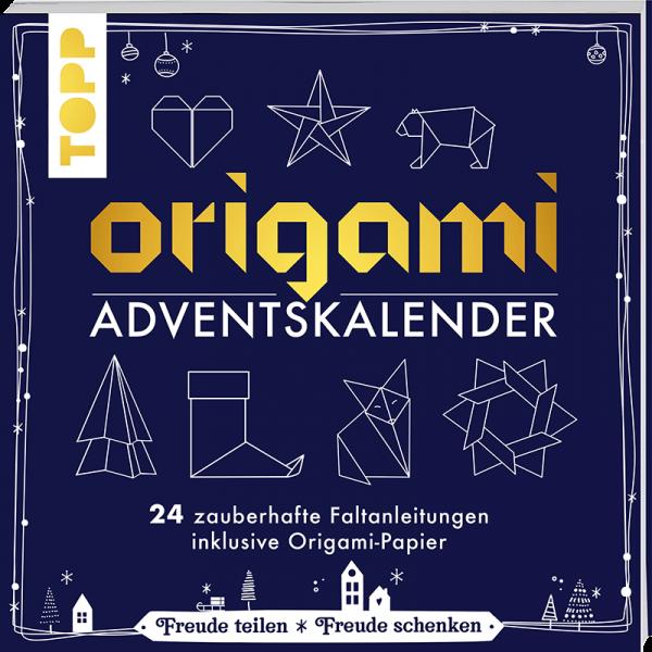 Origami Adventskalender von TOPP