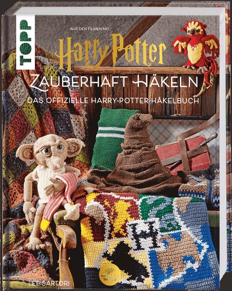 Harry Potter magisch Häkeln Cover