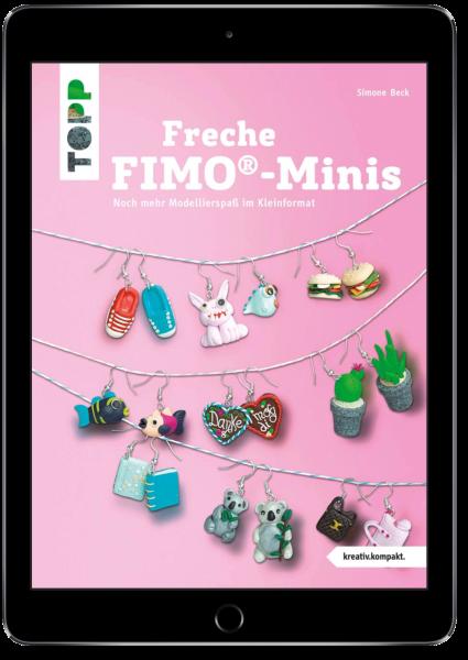 Freche FIMO®-Minis (eBook)