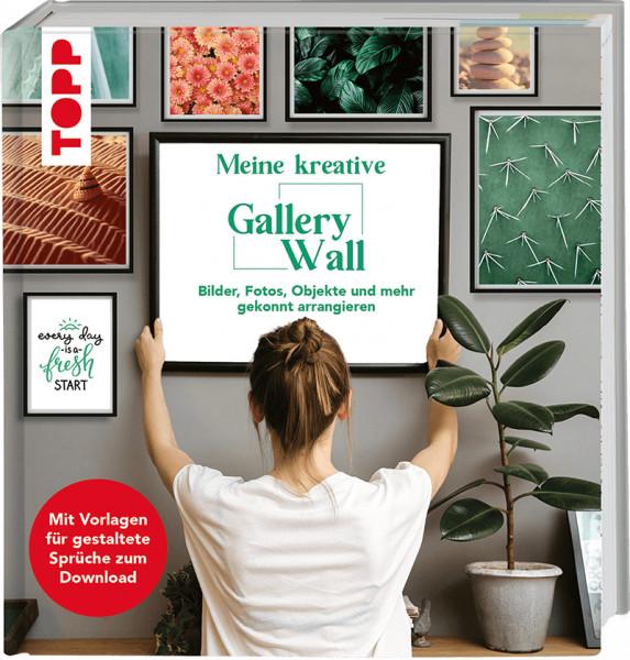 Meine kreative Gallery Wall