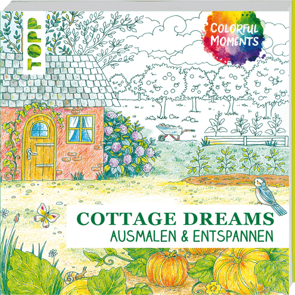 Colorful Moments - Cottage Dreams