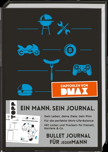 Ein Journal für Männer - Empfohlen von DMAX