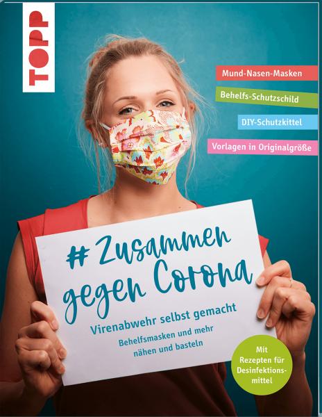 #Zusammen gegen Corona: Virenabwehr selbst gemacht - Behelfsmasken