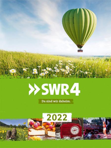 Mein SWR4 Jahresbegleiter 2022