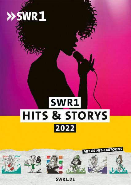 Mein Jahr 2022 mit SWR1 Hits & Storys